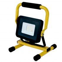GAO Slim 20W LED hordozható kültéri reflektor lámpa IP65, 1,5m vezetékkel
