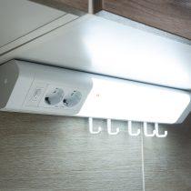 Müller Licht 20000084 Light Plug 50 LED lámpa 2xdugalj-al 10W 4000K 900lm 500mm IP44