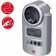 Brennenstuhl Primera-Line digitális fogyasztásmérő 1506600