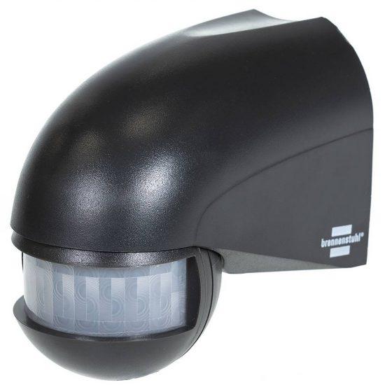 Brennenstuhl 1171900 infravörös mozgásérzékelő PIR 180⁰, IP44 antracit