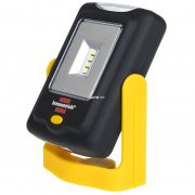 Brennenstuhl 1175420010 univerzális LED lámpa tartóval 200/20lm 6500K LED, 3xAAA elemmel