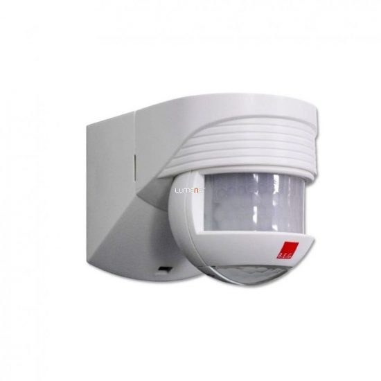 B.E.G. Luxomat LC-Click-N 140 Fali kültéri kültérimozgásérz. 140°, fehér, 91001