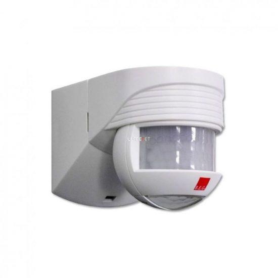 B.E.G. LUXOMAT LC-CLICK-N 200 fali kültéri mozgásérzékelő 200°, fehér, 91002