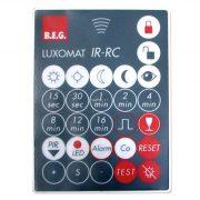 B.E.G. LUXOMAT IR-RC távirányító RC-PLUS mozgásérzékelőhöz 92000