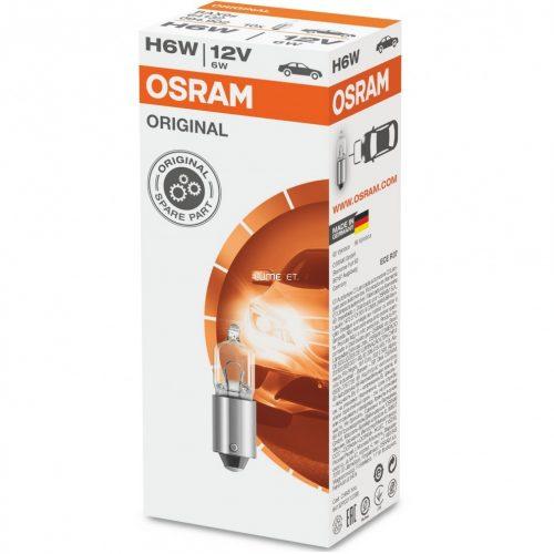 Osram Original Line 64132 H6W jelzőizzó 10db/csomag