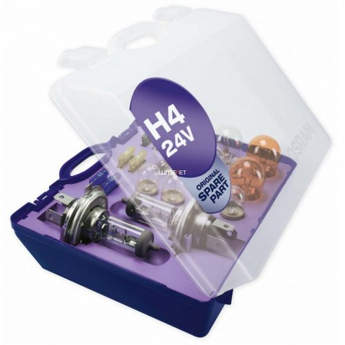Osram CLK H4 24V tartalék izzó csomag