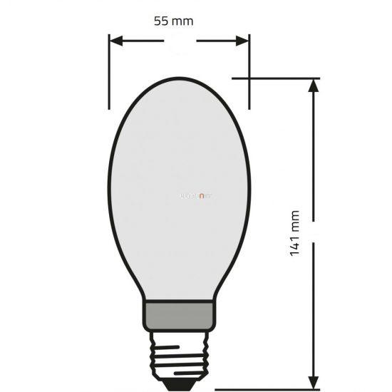 Osram Powerstar HQI-E 250W/D PRO E40 COATED