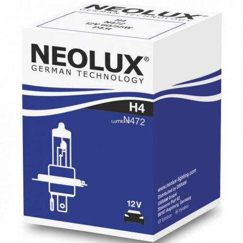 Neolux Standard N472 H4 12V dobozos
