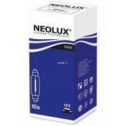 Neolux Standard N264 C10W 12V 41mm szofita