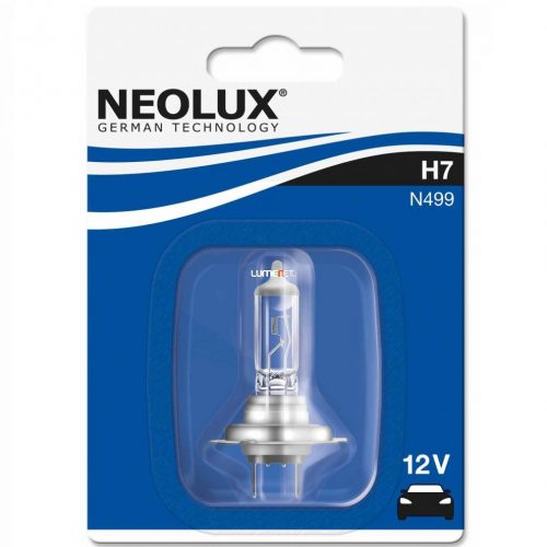 Neolux Standard N499 H7 12V bliszter