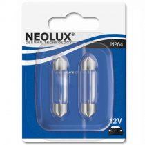 Neolux Standard N264 C10W 12V szofita 41mm