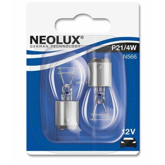Neolux N566 P21/4W 41020W 12V BAZ15D