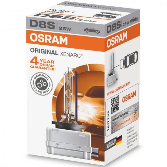 Osram Xenarc Original 66548 D8S