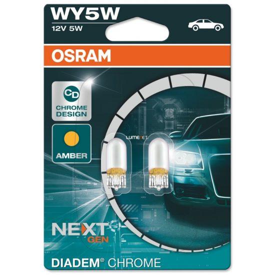 Osram Diadem Chrome 2827DC WY5W
