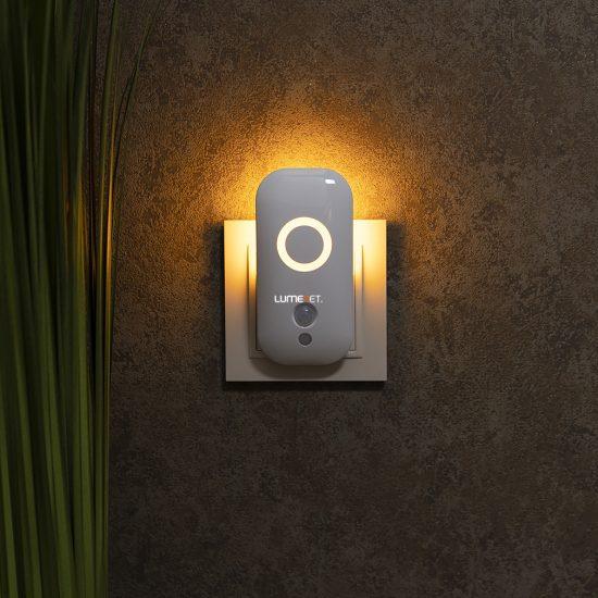 Müller Licht éjszakai LED lámpa mozgás és alkonykapcsolóval, 1,8W 400072