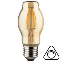 Müller Licht 400212 Retro-LED BTT Gold E27 6,5W 2000K DIM filament LED