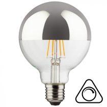 Müller Licht 400216 Retro-LED Globe 8W E27 2700K DIM tetőtükrös LED