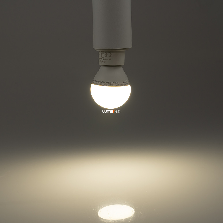 Müller Licht 400229 5,5W E14 2700K 470lm LED - 40W kisgömb izzó kiváltására