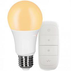 Müller Licht tint 9W E27 806lm 2700K Smart home ready LED + távirányító 404015