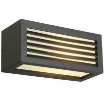 SLV 232495 BOX-L kültéri fali lámpa 1xE27 max.18W