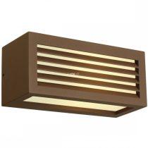 SLV 232497 BOX-L kültéri fali lámpa 1xE27 max.18W