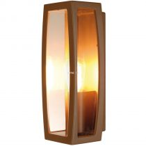 SLV 230657 MERIDIAN BOX kültéri fali lámpa 1xE27 max.25W