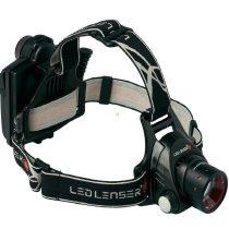 Led Lenser H14R-2-7299-R Led fejlámpa 4xAAA Ni-MH 850lm