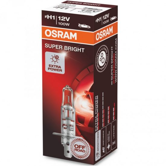 Osram Offroad 64152 H1