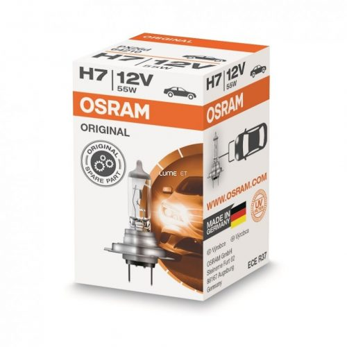 Osram Original Line 64210 H7 dobozos