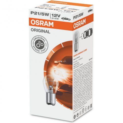Osram Original Line 7528 P21/5W BAY15d jelzőizzó 10db/csomag