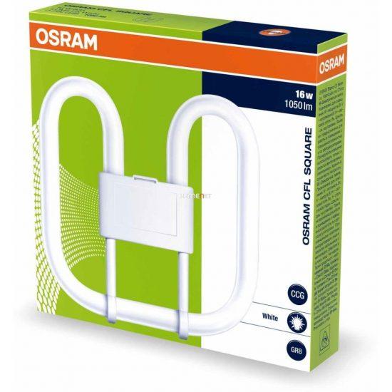 Osram CFL SQUARE 2pin 16W/835 3500K GR8