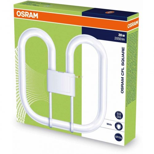 Osram CFL SQUARE 4pin 28W/835 3500K GR10q