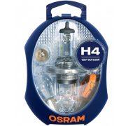 Osram CLKM H4 tartalék izzó csomag