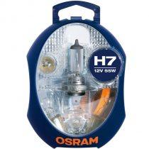 Osram CLKM H7 tartalék izzó csomag