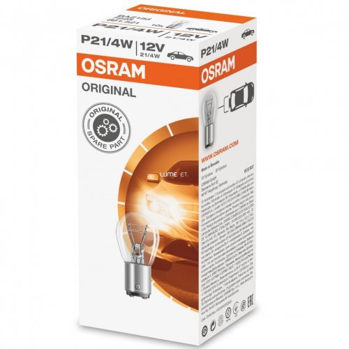 Osram Original Line 7225 P21/4W jelzőizzó 10db/csomag