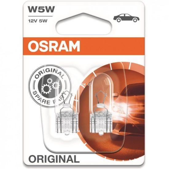 Osram Original Line 2825 W5W jelzőizzó