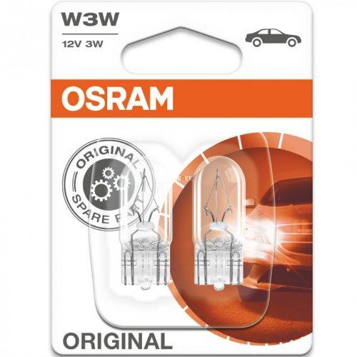 Osram Original 2821-02B W3W 12V 2db/bliszter