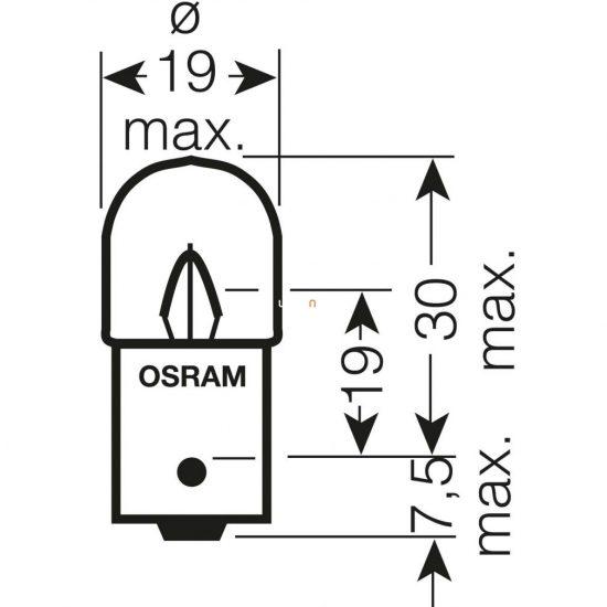Osram Original Line 5637 R10W 24V