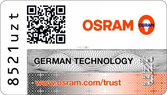 Osram Xenarc Cool Blue Intense 66140CBI D1S