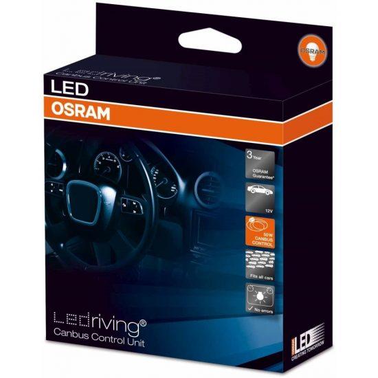 Osram Canbus Control Unit 50W LEDCBCTRL103 2db/csomag