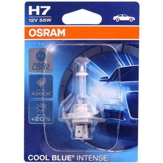 Osram Cool Blue Intense 64210CBI-01B H7