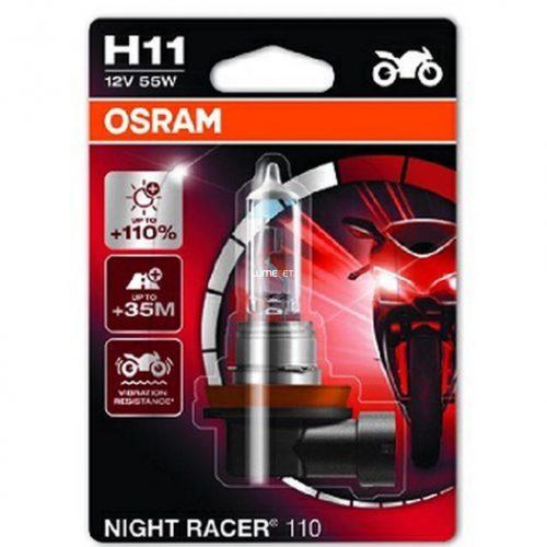 Osram Night Racer 110 64211NR1-01B H11 +110% bliszter