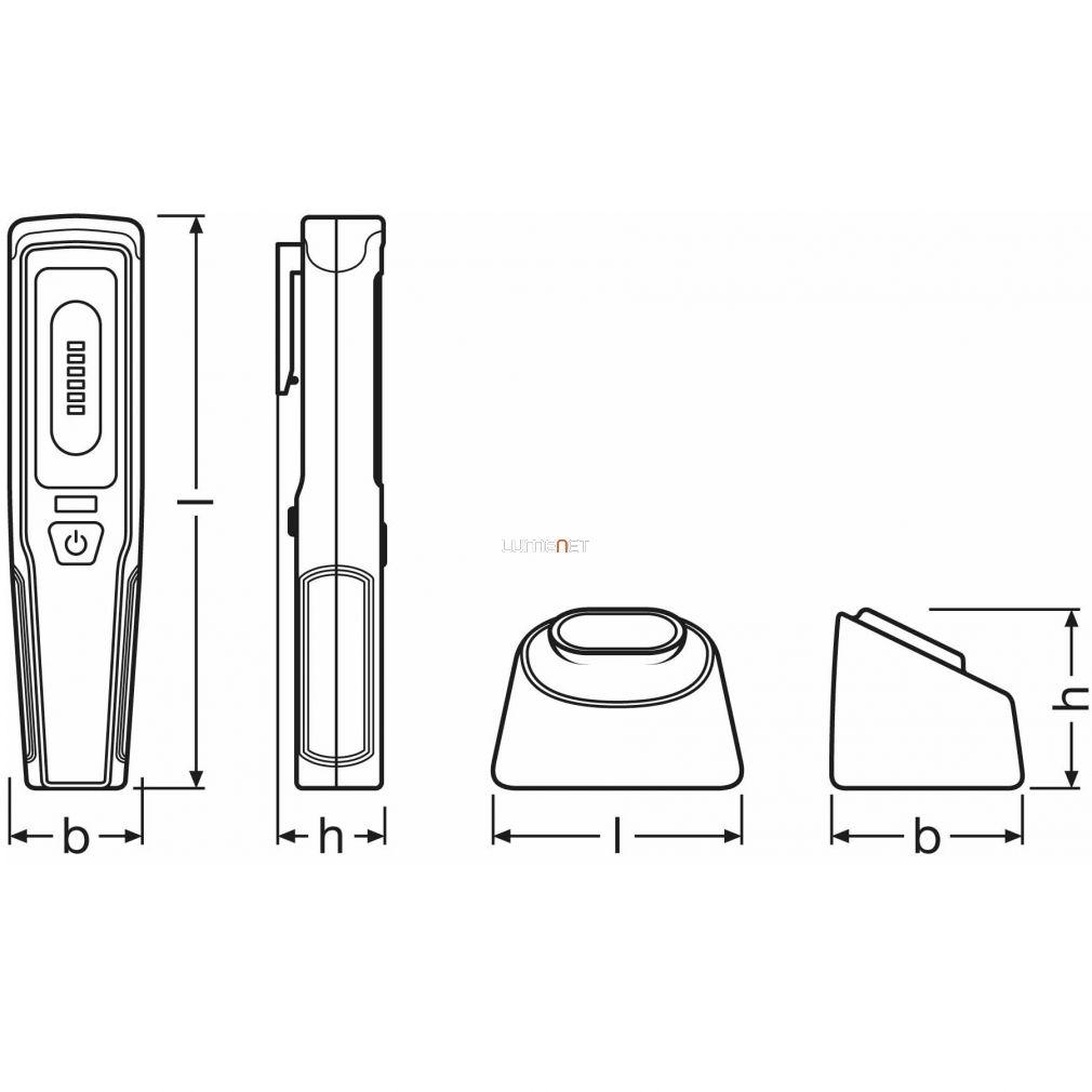 Osram LEDinspect LEDIL207 szerelőlámpa