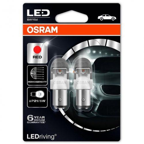 Osram LEDriving Premium 1557R-02B BAY15d RED P21/5W 2db/bliszter