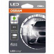 Osram LEDriving Standard 2880gr-02B GREEN W5W