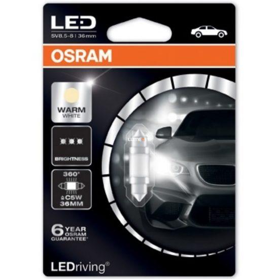 Osram LEDriving Premium 6498WW C5W 4000K