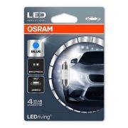 Osram LEDriving Standard 6431BL-01B 0,5W SV8,5-8 12V Blue C3W