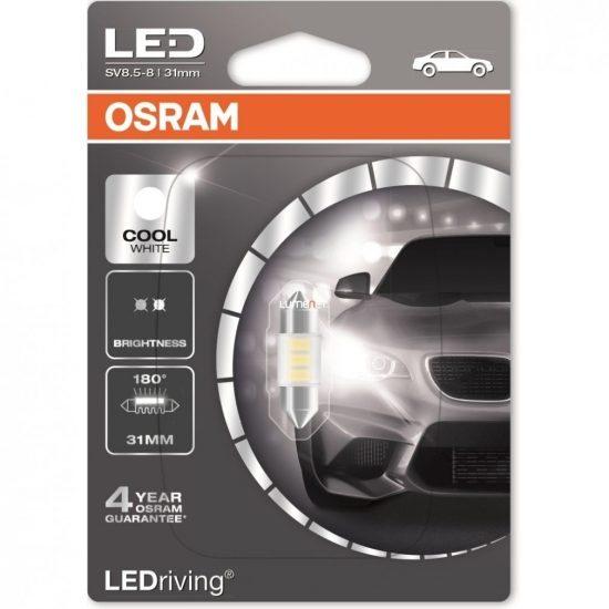 Osram LEDriving Standard 6431CW C3W