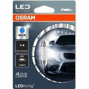 Osram LEDriving Standard 6441BL-01B 0,5W SV8,5-8 12V Blue