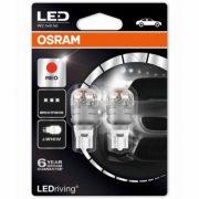 Osram LEDriving Premium 9213R-02B 2W W2,1x9,5d 12V Red W16W